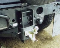 Adjustable Tow Hitch - Defender 90/110 up to 1998